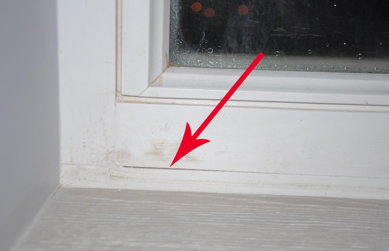 Конденсат на балконе: устраняем причину.