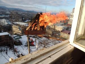 вероятность пожара