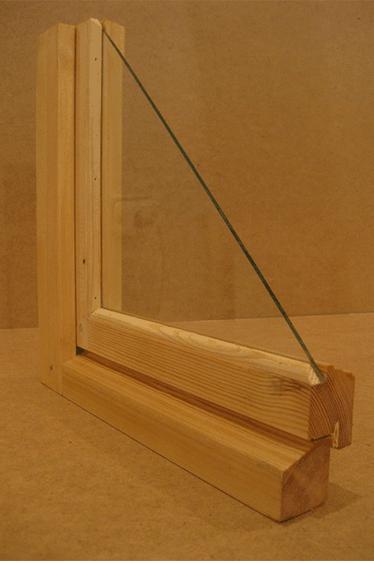 Как сделать раму на лоджию деревянную