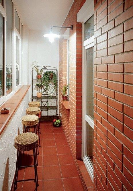 Балконная мебель своими руками