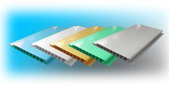 разноцветный пластик