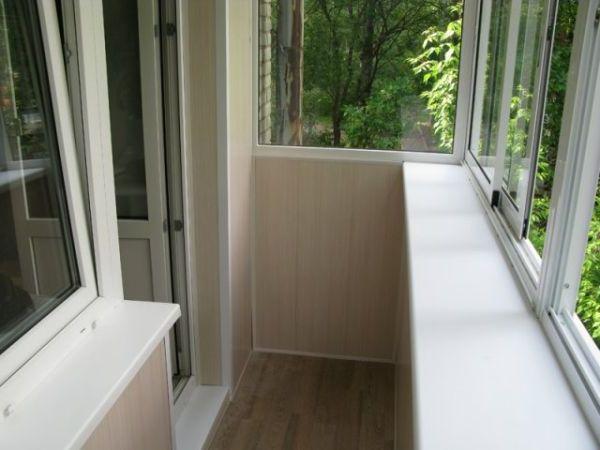 Балкон в хрущевке дизайн