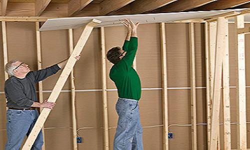 Как сделать диванную стену