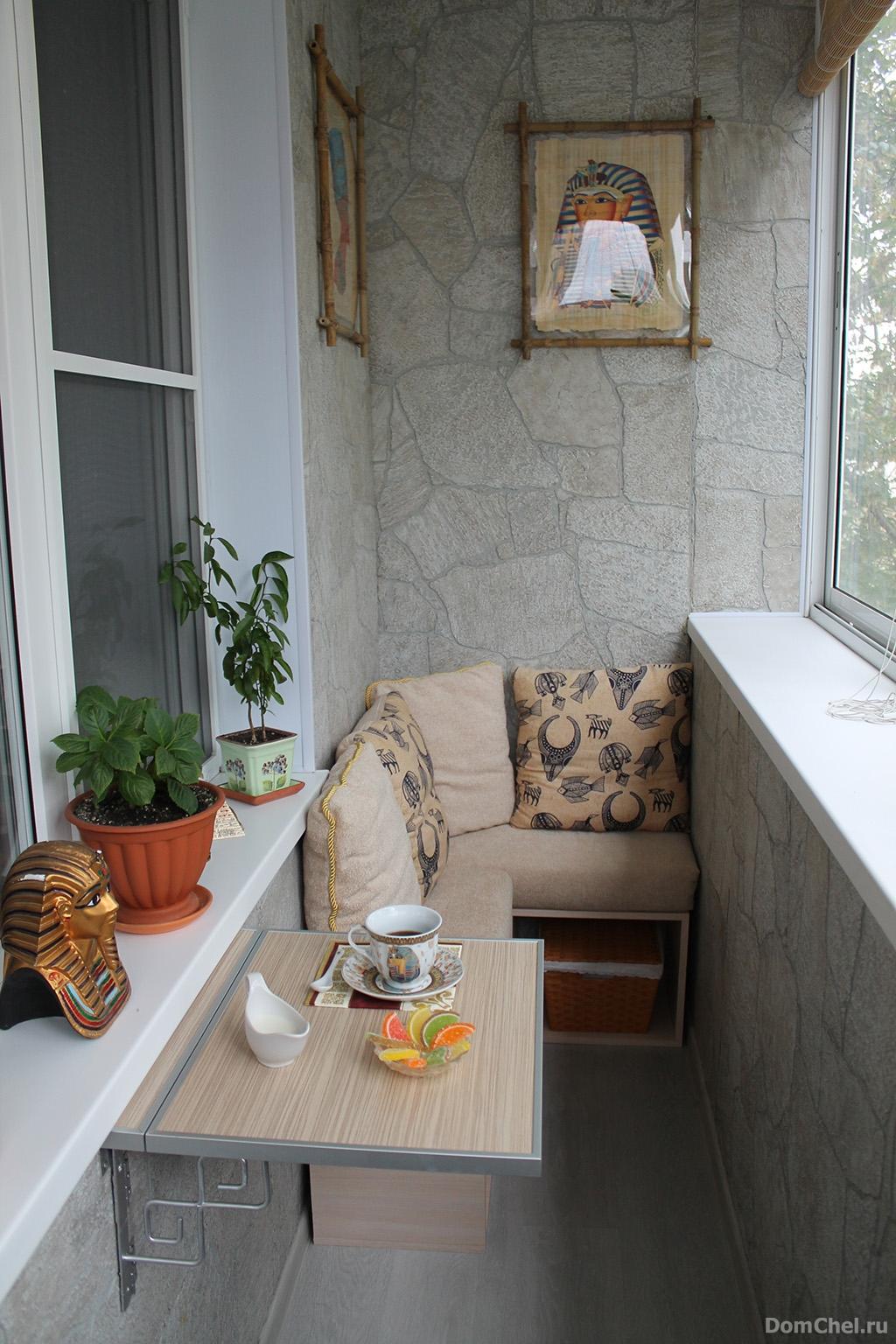 балконы в хрущёвке дизайн фото