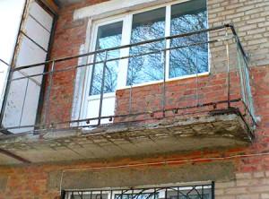 балконная оградка