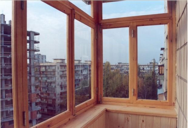 Окно для балкона своими руками