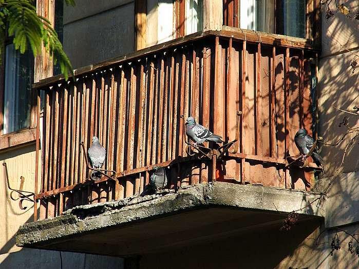Ремонт конаты с балконом в хрущевке.