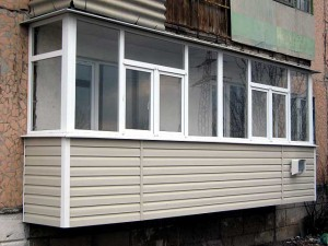 защита балкона