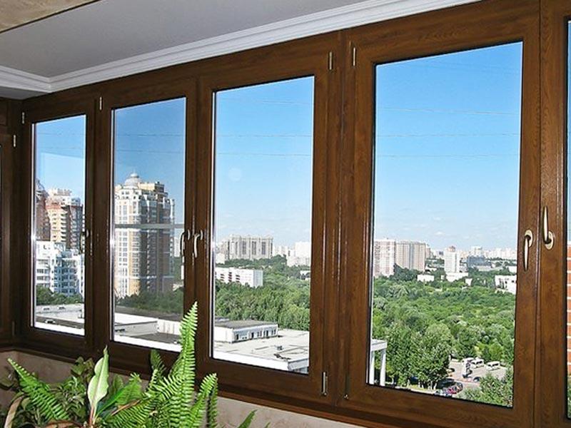 Деревянные балконы и лоджии: установка и обработка.
