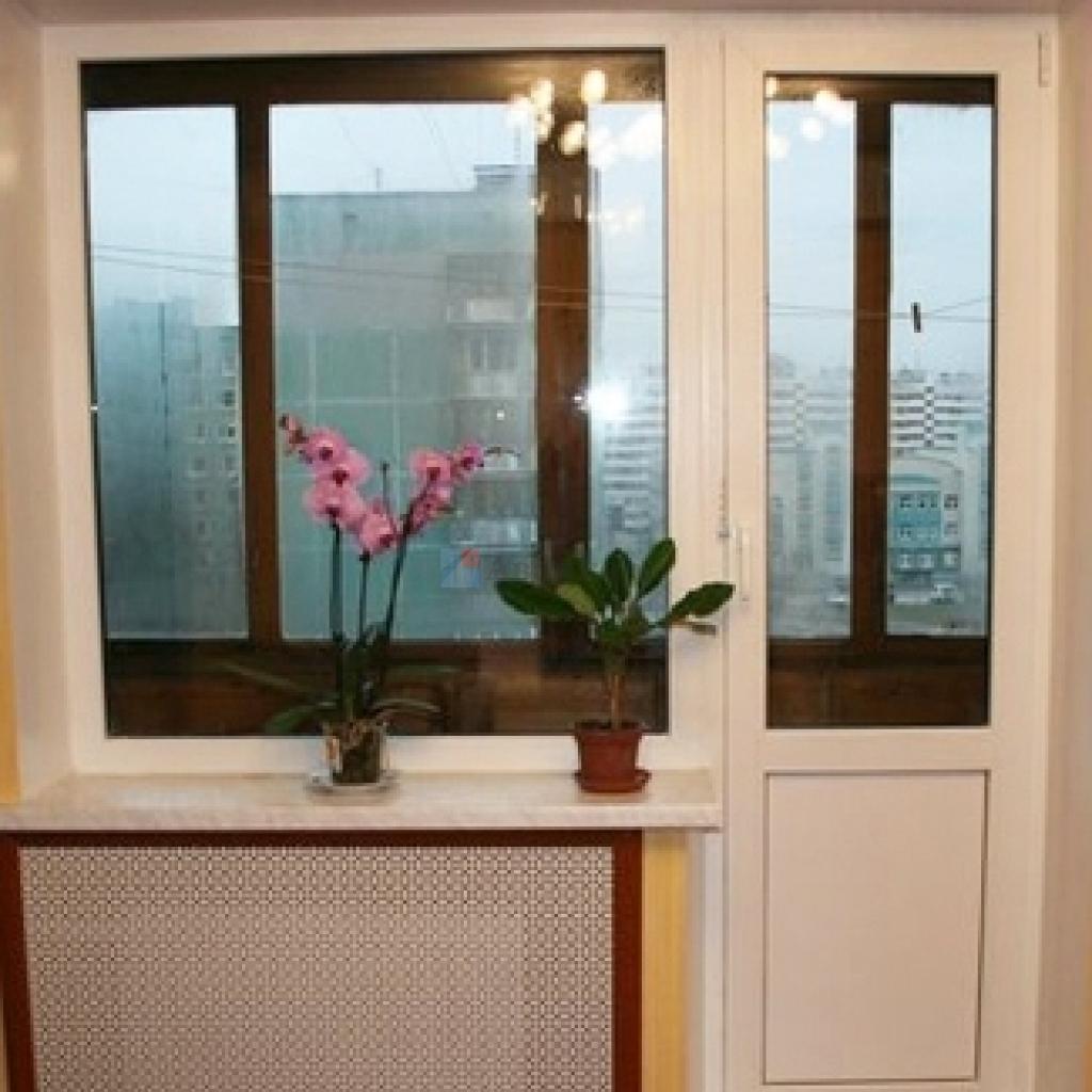 Раздвижные двери на балкон купить..