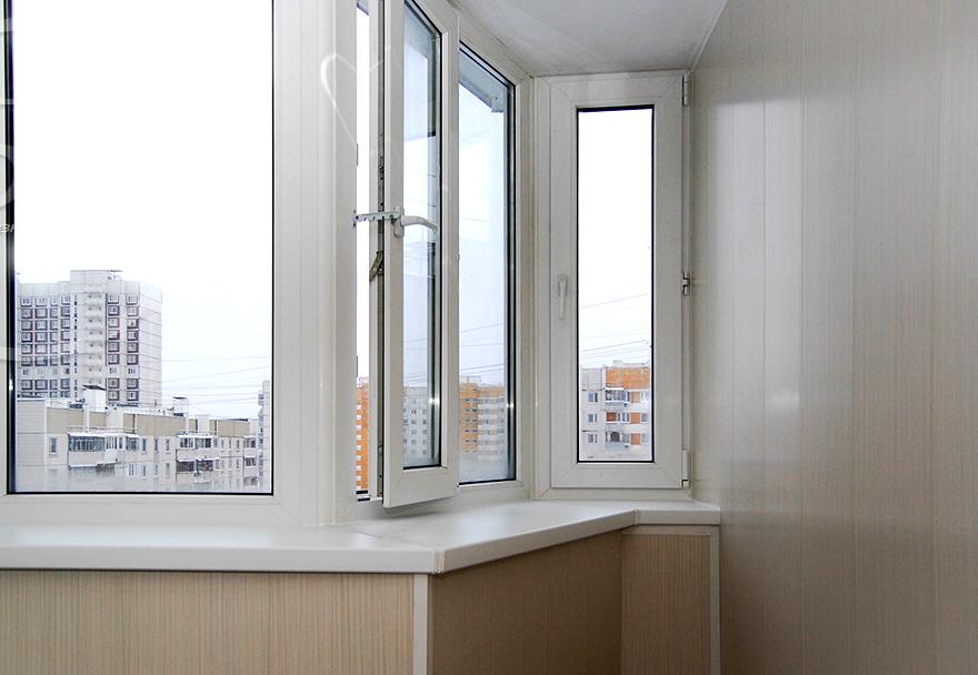 Дизайн балкона сапожок в п44т