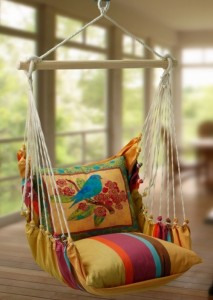 Вариант кресло - гамака