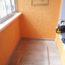 Принцип отделки балкона короедом