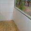 Утепление балкона и лоджии пенополистиролом