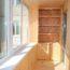 Как сделать шкаф на балконе?